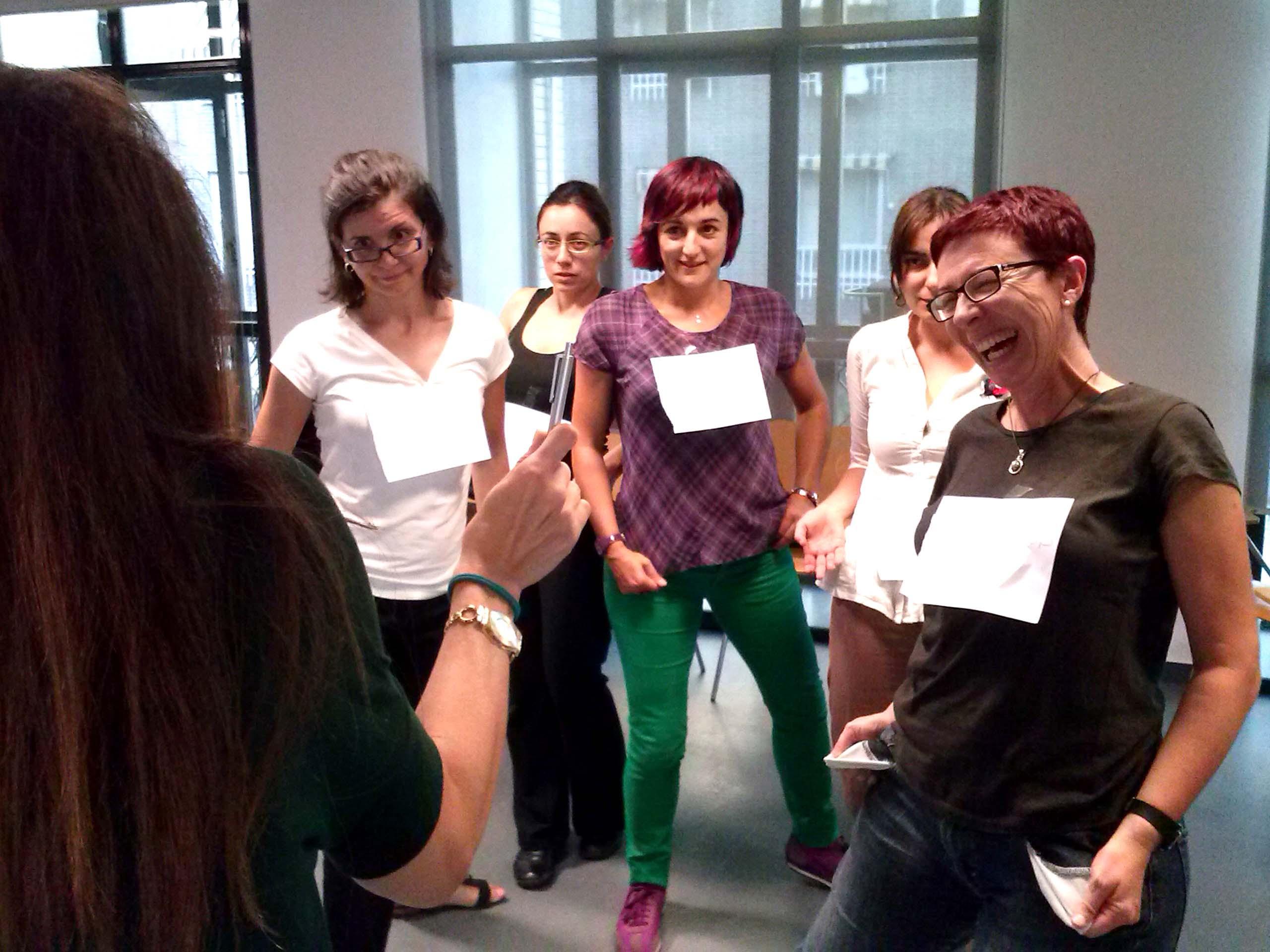 Teatro social y facilitación de grupos